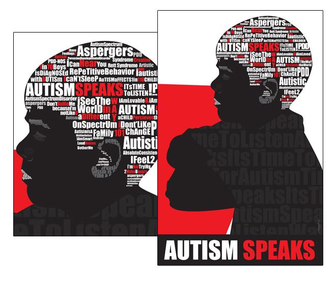 Poster Design For Autism Awareness