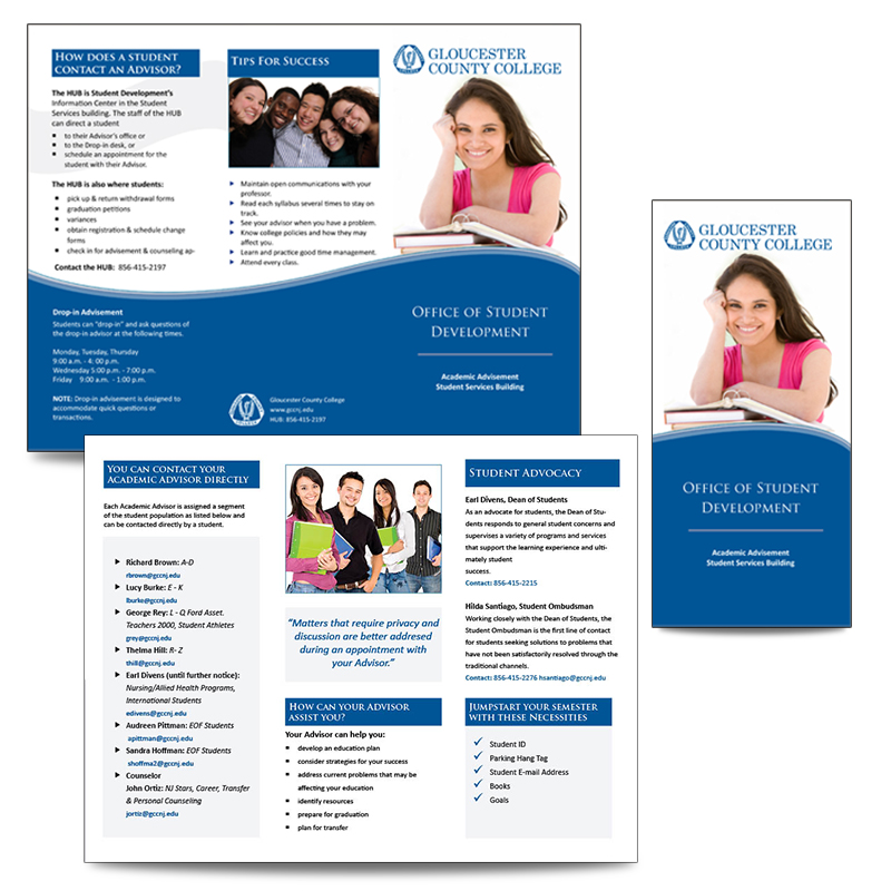 GCC Recruiting Brochures