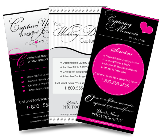 Photo Marketing Cards