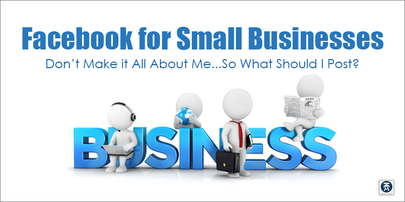 Using Facebook for Small Businesses