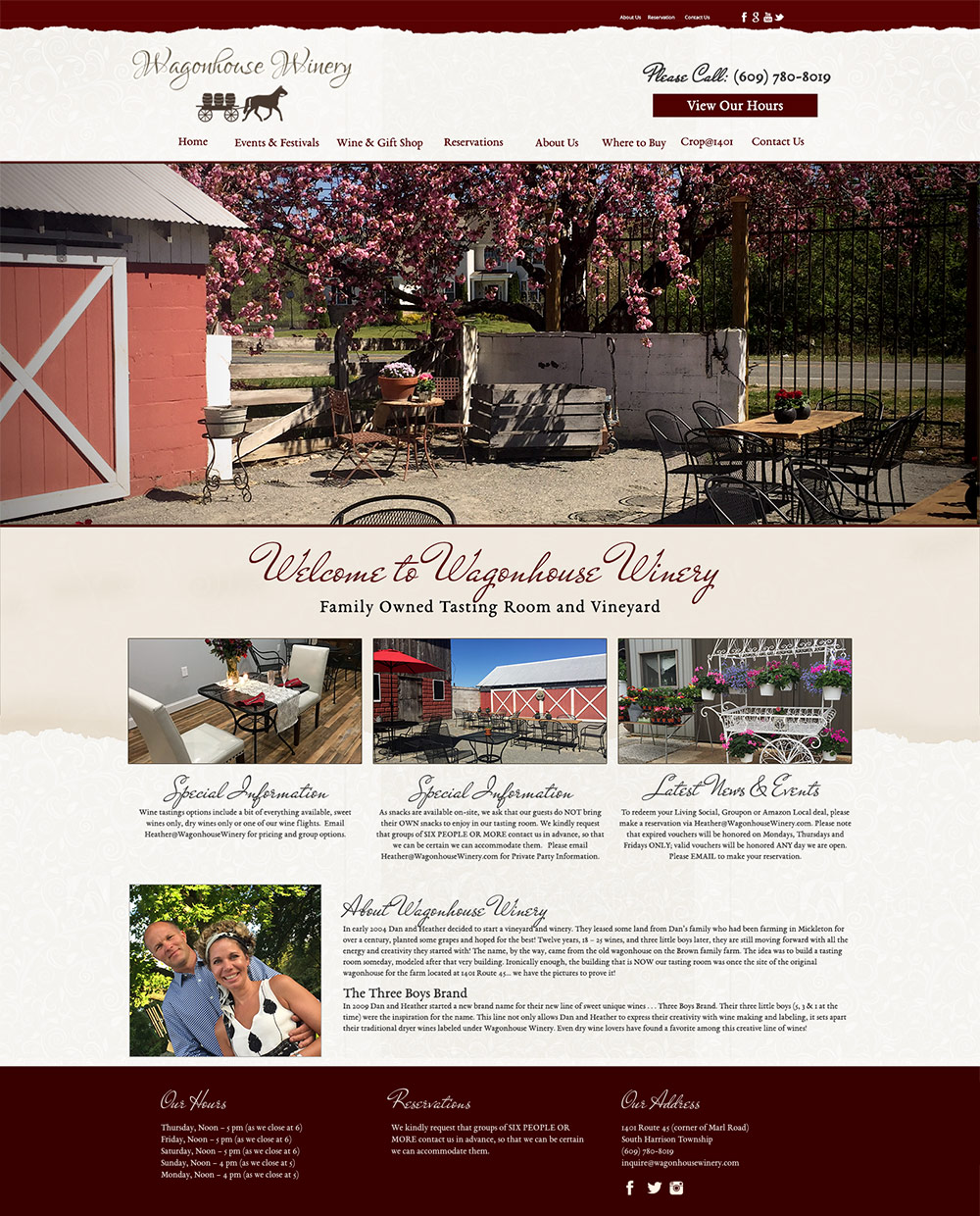 Wagonhouse Winery