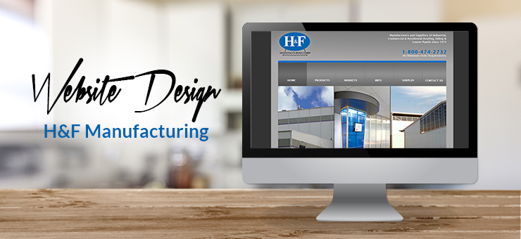 H and F Website Design