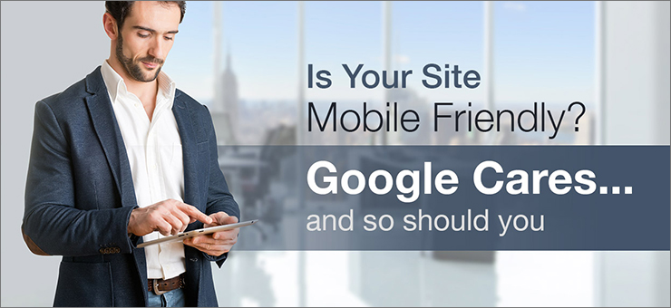 Moblie Friendly Google