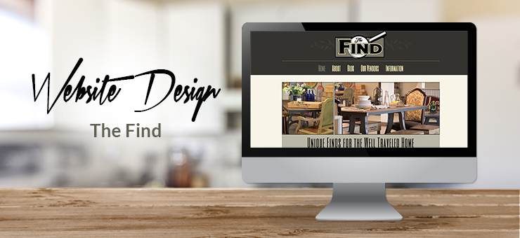 The Find Website Design