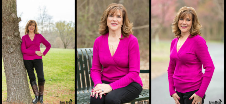 Softer Side of Corporate Photo Session in the Park