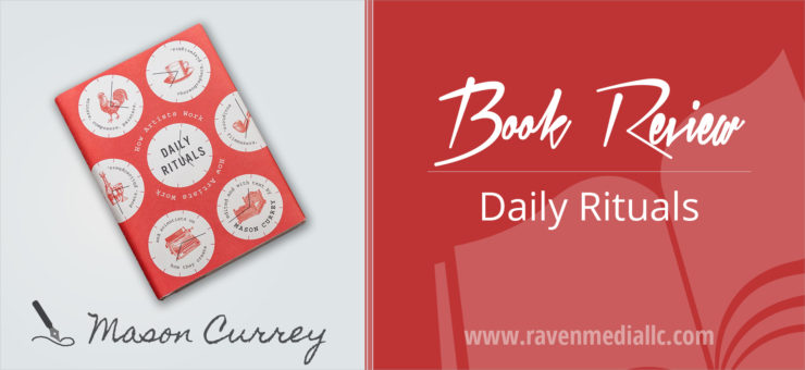 Daily Rituals Book Review
