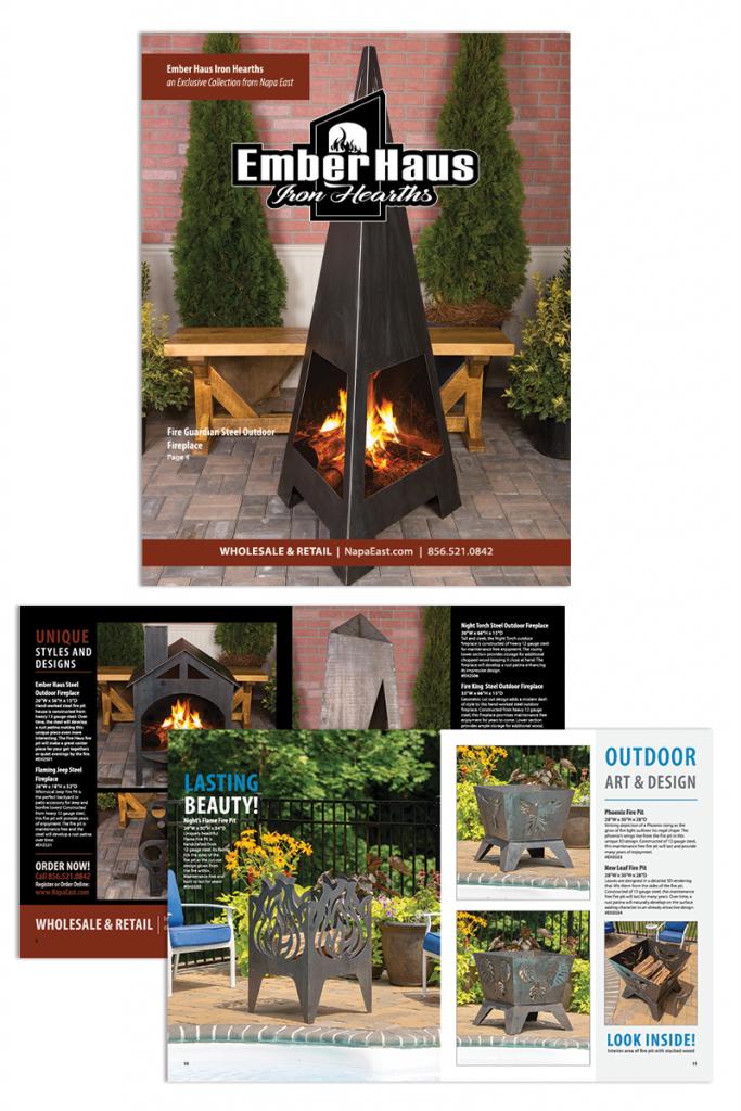 Ember Haus Catalog Design