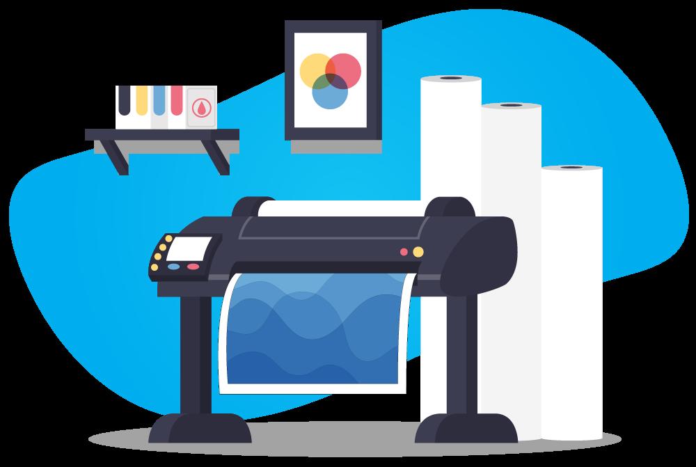 Print Design Services